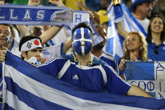 5 Things for Greece Fans to Look Forward to in Wake of Draw vs. Japan