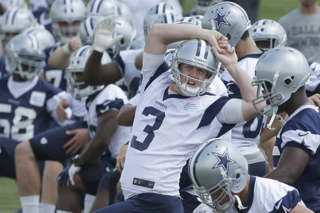 Breaking Down Some of the Most Important New Faces on the 2014 Dallas Cowboys