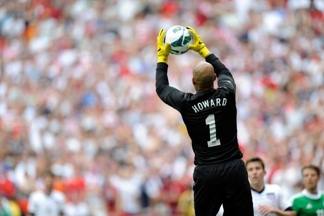 Everton Keeper Tim Howard's Top 10 USMNT Moments