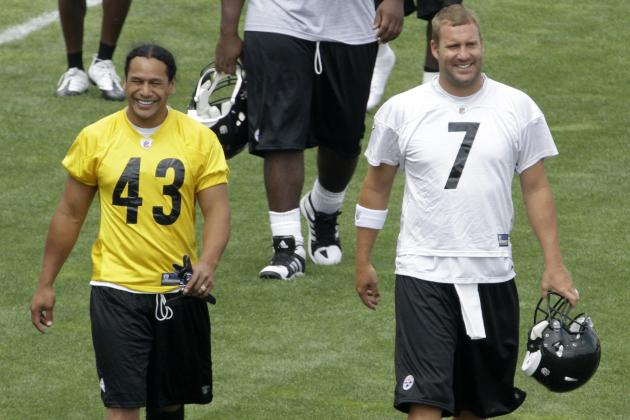 Ranking Pittsburgh Steelers' Most Irreplaceable Players