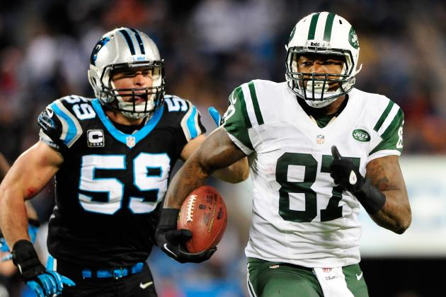 New York Jets: Full Position Breakdown and Depth Chart Analysis at Tight End