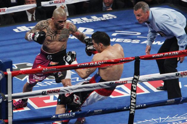Ranking the Biggest Boxing Upsets in 2014 So Far
