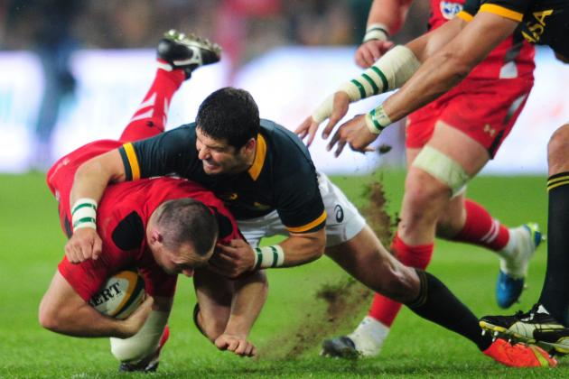 South Africa vs. Wales: 5 Key Battles for Nelspruit Test