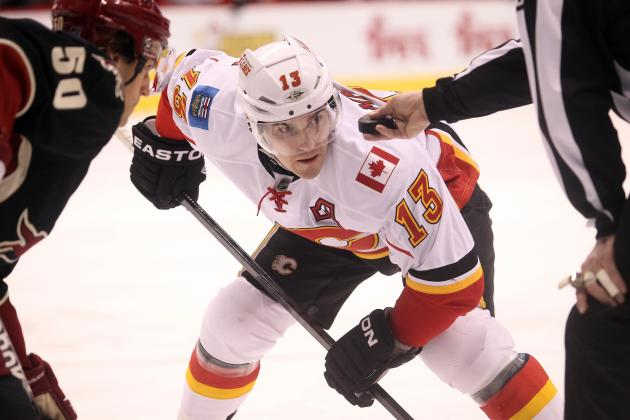Ranking the Best Fits for FA Center Mike Cammalleri