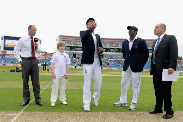 England vs. Sri Lanka, 2nd Test 2014: Scores and Session Recaps from Headingley
