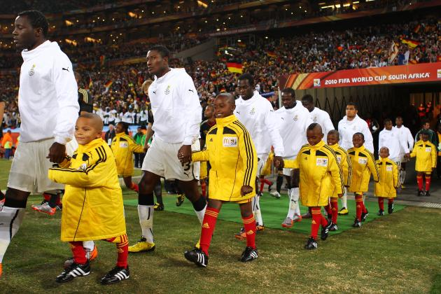 Key Battles That Will Shape Ghana's Clash with Germany