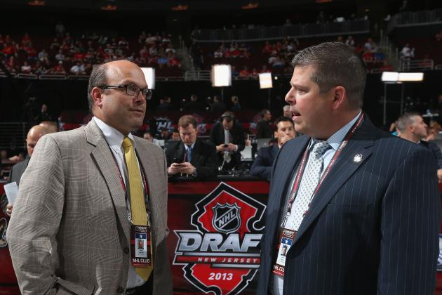 NHL Draft 2014: Final Look at Toronto Maple Leafs' Best Options in 1st Round
