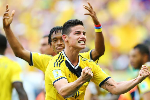 4 Things Colombia Must Change Following Win vs. Ivory Coast