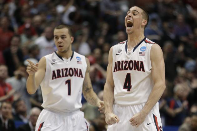 Predicting the 2014-15 Pac-12 College Basketball Standings