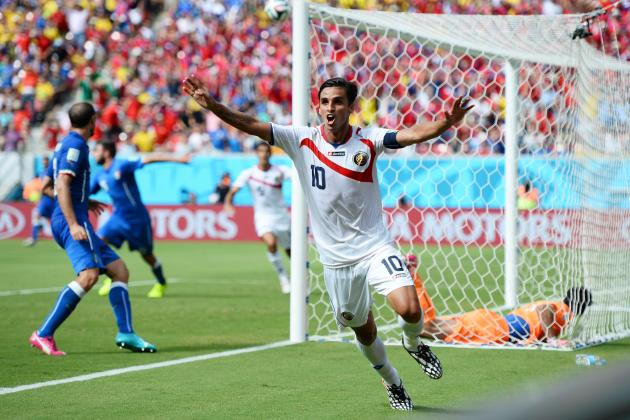 Italy 0 Costa Rica 1: 5 Things to Take Away from Italy's Performance