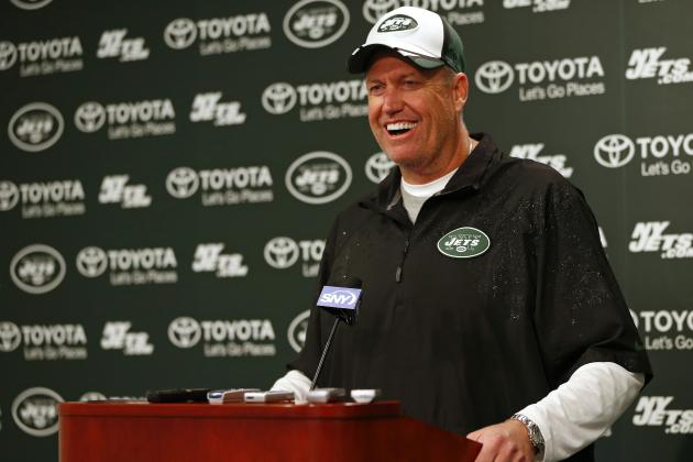 Identifying the New York Jets' 5 Biggest Flaws Ahead of 2014 Season