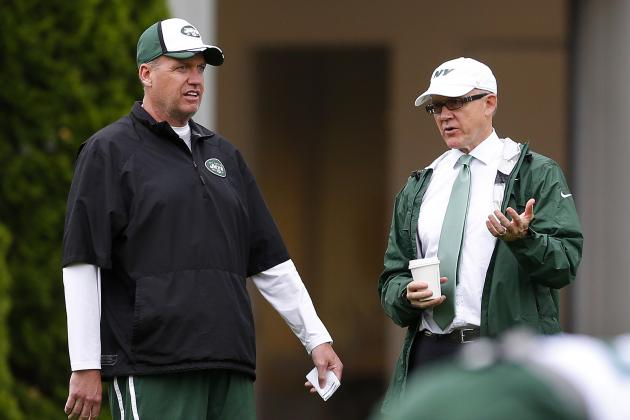 Rounding Up the New York Jets' Offseason Buzz, Post-Minicamps