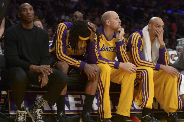 Top 5 Issues the LA Lakers Need to Address in the Offseason