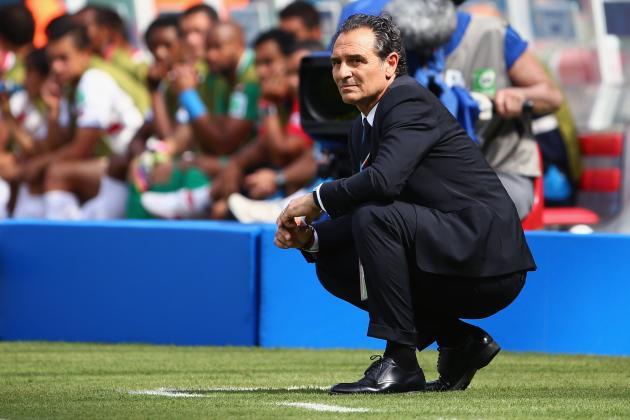3 Areas Italy Can Improve in Following Their 1-0 Defeat to Costa Rica