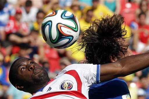 Italy vs. Costa Rica: 6 Things We Learned