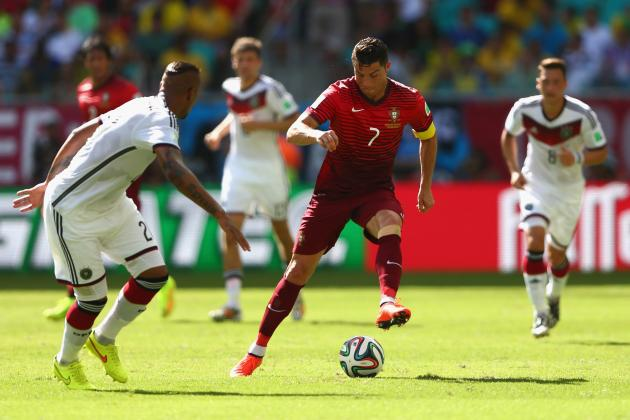 B/R Experts' World Cup Predictions: USA Aim to Shut Down Cristiano Ronaldo