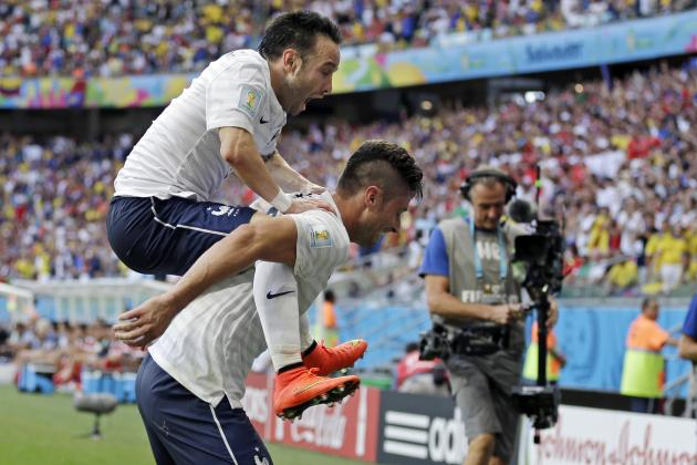5 Things for France Fans to Look Forward to in Wake of Win vs. Switzerland