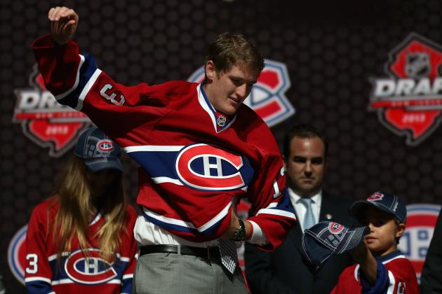 Top 5 Best First-Round Fits for Montreal Canadiens at 2014 NHL Entry Draft