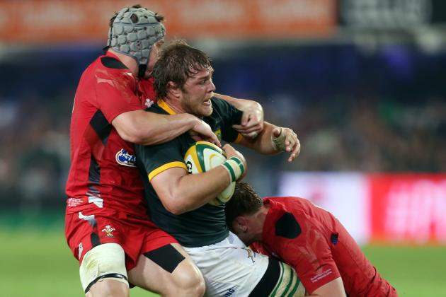 South Africa vs. Wales: Score and Lessons Learned from Nelspruit Test