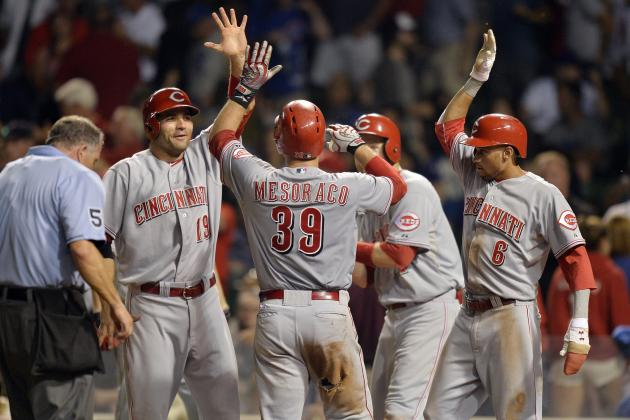 Second-Half Predictions for Every Cincinnati Reds Player