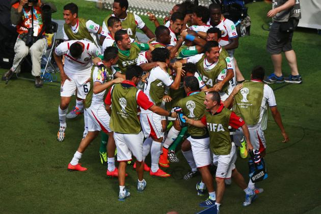 10 Key Factors That Will Decide FIFA World Cup 2014 Group D