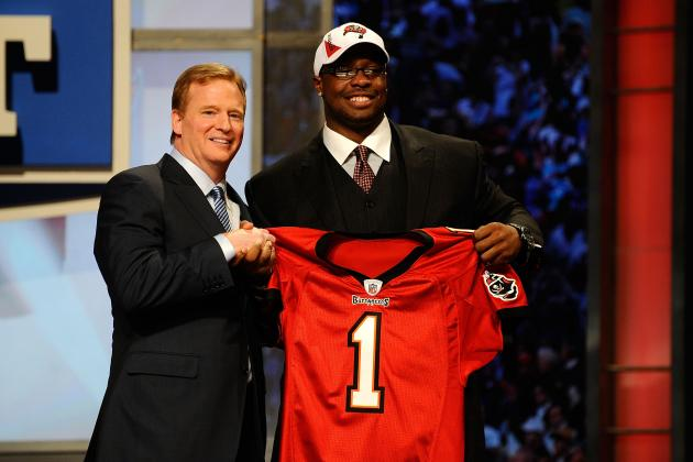 Tampa Bay Buccaneers: Redrafting the Bucs' Last 5 1st-Round Picks
