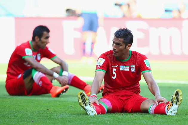 What Iran Learned from Their World Cup 2014 Clash with Argentina