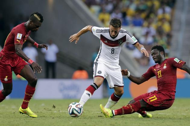 Germany vs. Ghana: 6 Things We Learned