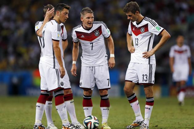 Things for Germany Fans to Look Forward to in Wake of Draw vs. Ghana