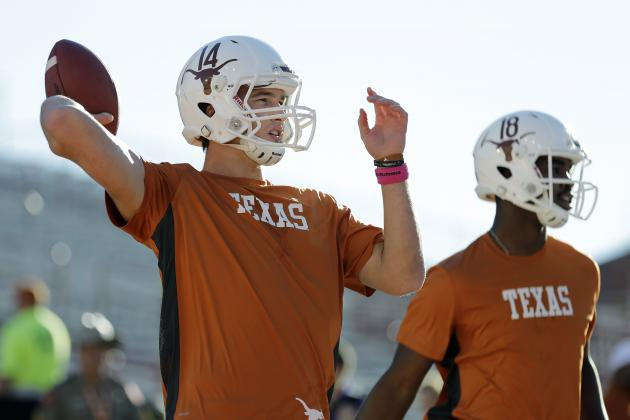 Big 12 Football Players Under Most Pressure for 2014 Season