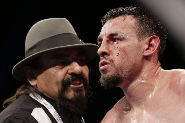 Ranking the Best Options for Robert Guerrero's Next Fight