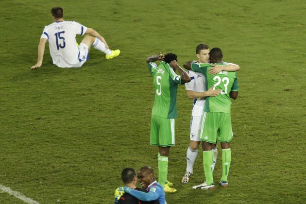 Nigeria vs. Bosnia-Herzegovina: 6 Things We Learned