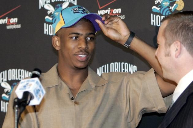 The Best NBA Draft Pick Ever Taken with Each 1st-Round Selection