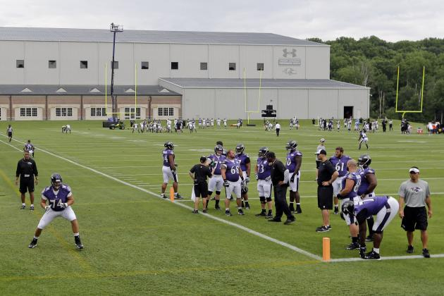 Rounding Up the Latest Baltimore Ravens Offseason Buzz, Post-Minicamp