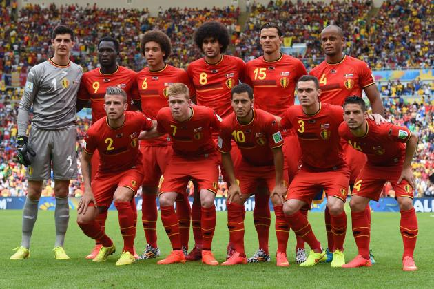 Belgium vs. Russia: 6 Things We Learned