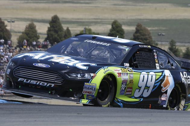 NASCAR at Sonoma 2014: Winners and Losers from the Toyota/Save Mart 350