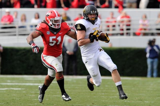 Power Ranking the Georgia Bulldogs' Positional Units for 2014