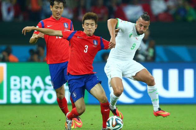 South Korea vs. Algeria: 6 Things We Learned