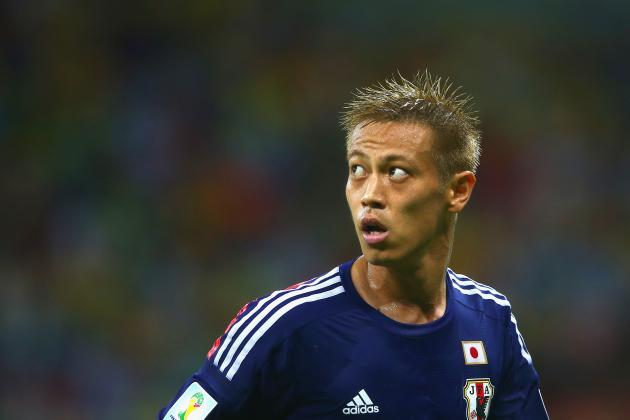 Key Battles That Will Shape Japan's World Cup Clash with Colombia