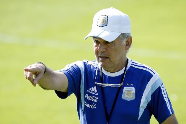 Key Selection Dilemmas for Argentina Ahead of World Cup Clash with Nigeria