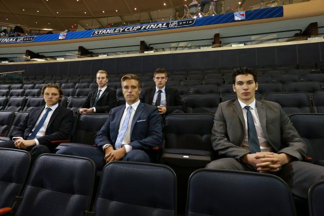 NHL Draft 2014: Ranking the Top 30 Prospects