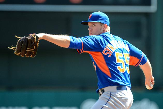Stock Up, Stock Down for Mets' Top 10 Prospects at Midseason
