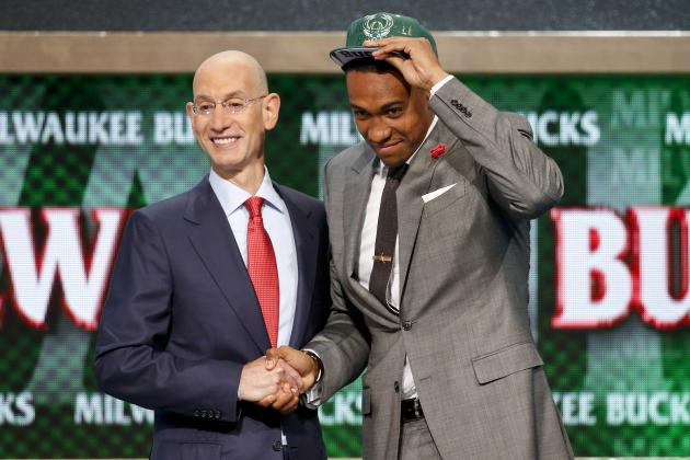 Initial Post-Draft Depth Chart for Milwaukee Bucks
