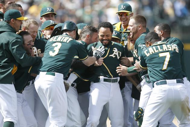 MLB Power Rankings: Where All 30 Teams Stand at Season's Midway Point