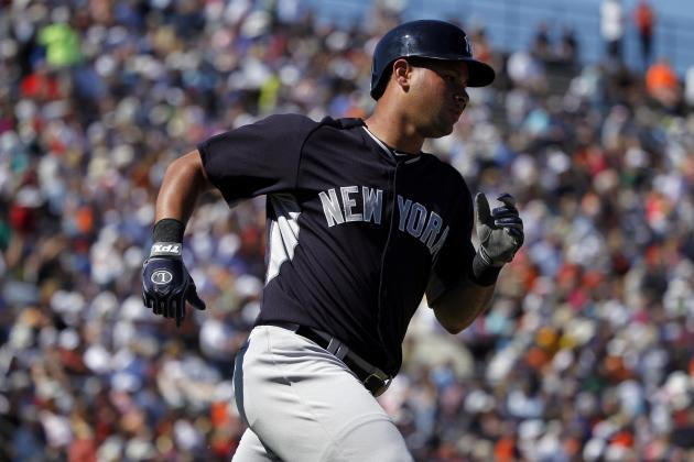 Stock Up, Stock Down for New York Yankees' Top 10 Prospects at Midseason