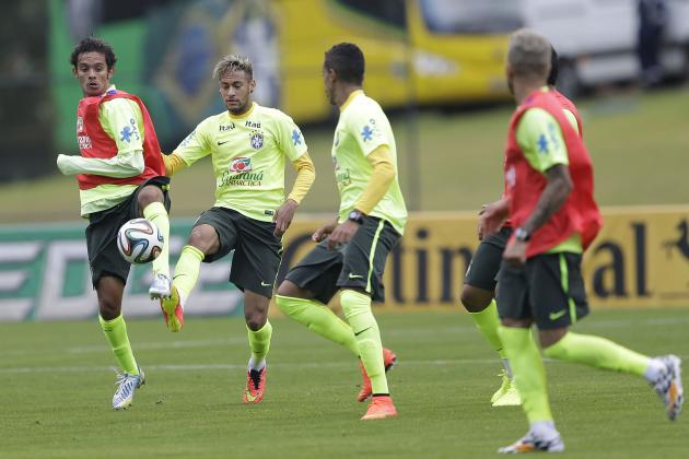 Key Selection Dilemmas for Brazil in World Cup Clash with Cameroon