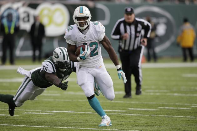 Miami Dolphins: Full Position Breakdown and Depth Chart Analysis at Tight End
