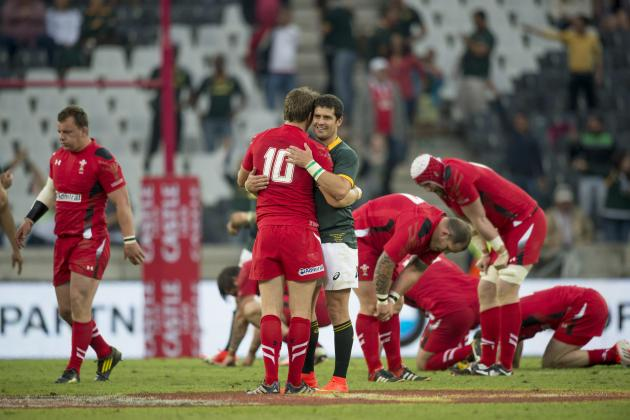 World Rugby's Team of the Weekend: Welsh Heroes Make the Grade