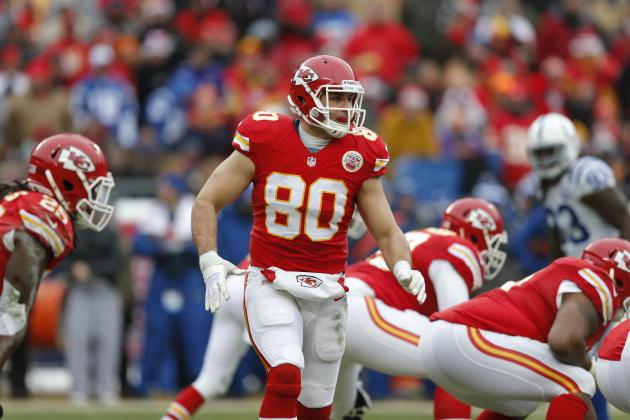 Kansas City Chiefs: Full Position and Depth Chart Breakdown at Tight End