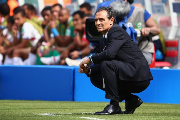 Key Selection Dilemmas for Italy Ahead of World Cup Clash with Uruguay